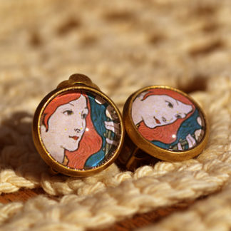 Boucles d'oreilles Sereine