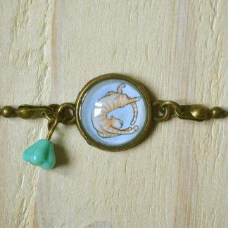 Bracelet Chat Swing