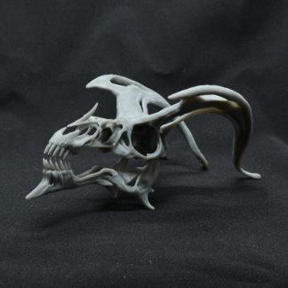 Glider, crâne de dragon à peindre